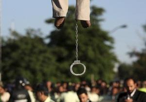 В Иране юношу казнили за убийство самого сильного человека страны