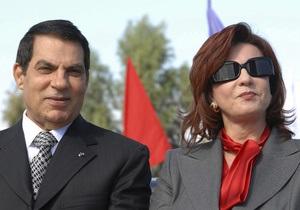 Тунис получил часть средств, похищенных экс-президентом