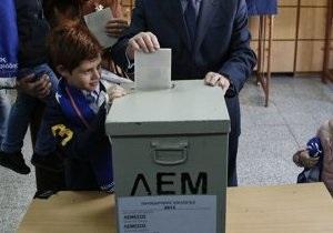 Новости Кипра - выборы Кипре - Выборы президента проходят на Кипре- голосование