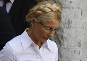 Тимошенко зашла в здание Печерского райсуда