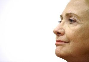 Клинтон прибыла в Египет с целью урегулирования конфликта между Израилем и Палестиной