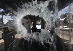 В Бразилии преступники ограбили фабрику и захватили девять заложников