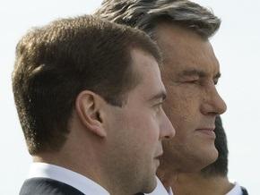 Ющенко жестко ответил Медведеву