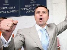 Суд не дал Киевскому теризбиркому снять кандидатуру Катеринчука
