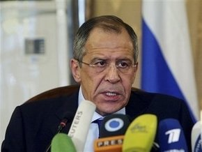 Лавров: Попытки втянуть Украину в НАТО не укрепляют безопасность в Европе