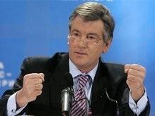 Ющенко рассказал об энергетической политике и цене угля