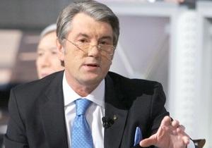 Ющенко обвиняет Тимошенко в  крышевании  семейного бизнеса и незаконном богатстве
