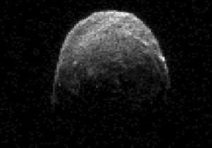 400-метровый астероид благополучно миновал Землю
