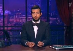 Ургант извинился перед украинцами за неудачную шутку в эфире Первого канала