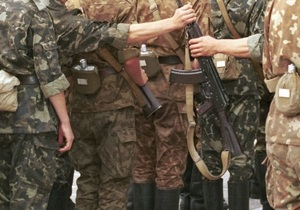В Одессе солдаты отравились рыбой