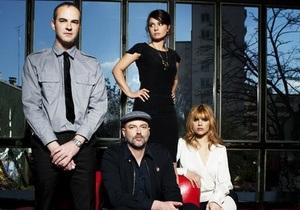 Завтра в Киеве выступит французская группа Nouvelle Vague