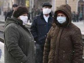 В Киеве превышен эпидемический порог