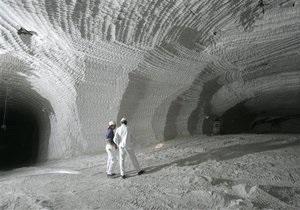 новости польши - странные новости: В Польше проходит конкурс на лучшую фотографию соли