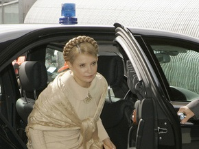 Состоялся суд по делу о ДТП с участием кортежа Тимошенко