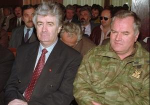 Дела Младича и Караджича могут объединить