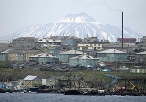 Российские пограничники задержали у берегов Курил японца на резиновой лодке