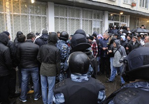 Свобода: Окружком в скандальном округе №223 украл у Левченко еще 798 голосов