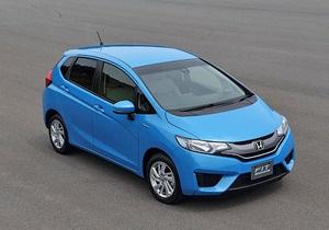 Honda представила свой новый хэтчбек