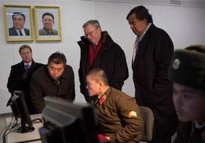 Глава Google призвал КНДР развивать Сеть вместо ракет