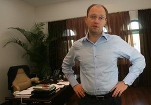 Эксперты назвали Яценюка и Левочкина самыми перспективными политиками