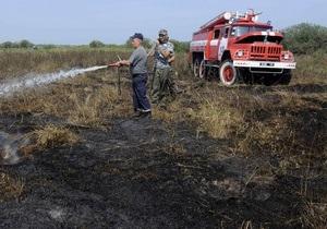 МЧС: Обстановка с пожароопасностью контролируема