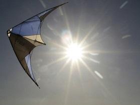 В Тернополе состоялись полеты на крупнейшем в Европе воздушном шаре