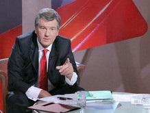 Стало известно, что Ющенко сказал Медведеву