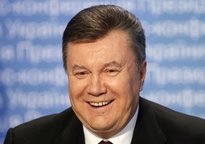 Газеты выяснили, чем угощали прибывших на день рождения Януковича гостей