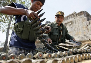 Таиланд и Камбоджа договорились о прекращении огня на границе