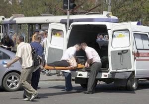 Дело о взрывах в Днепропетровске будет рассматривать местный суд