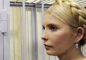 Белорусский правозащитник проведет пикет в поддержку Тимошенко