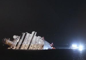 Costa Concordia заменят два круизных лайнера