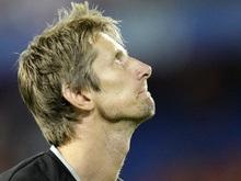 Евро-2008: ван дер Сар уходит грустным