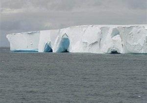 От Антарктиды откололся айсберг размером с Люксембург