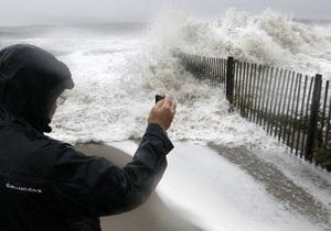 Корреспондент.net призывает читателей присылать в редакцию фото- и видеоматериалы о последствиях урагана Сэнди