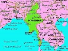 В Мьянме затонул паром: десятки человек погибли