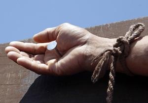 В Саудовской Аравии шиитского проповедника могут приговорить к распятию