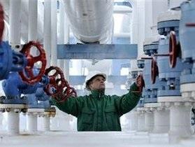 Украина заплатит за российский газ в январе более полумиллиарда долларов