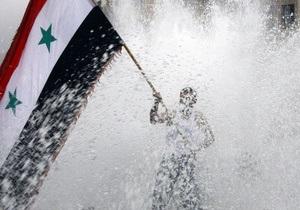 Друзья Сирии договорились предоставить помощь сирийским повстанцам