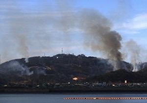 Северная Корея опровергла сообщения об обстреле южнокорейского острова