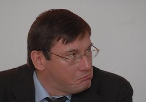 Луценко: Если я выйду на работу, то прокуратура возбудит против меня дело
