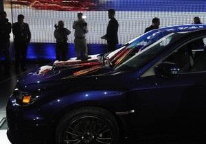 В Нью-Йорке открылся международный автосалон