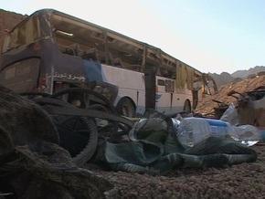 Среди пострадавших в ДТП в Египте есть гражданка Украины