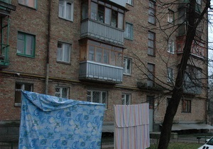 СМИ: В 2011 году в Киеве могут начать сносить хрущевки