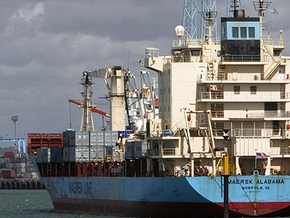 Украина ввела скидки до 50% на транзит грузов через порты