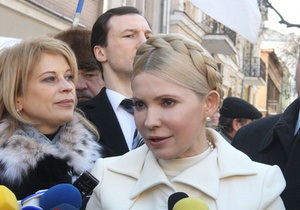 Тимошенко разрешили поехать к маме в Днепропетровск