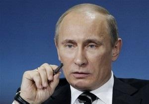 Путин объявил о создании народного фронта