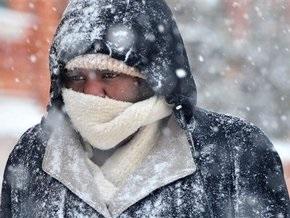 На США обрушился ледяной шторм