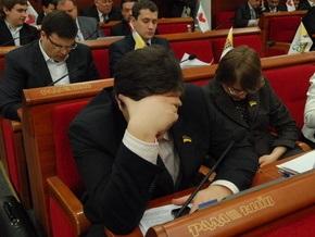 Киевские власти заявили о нехватке средств в горбюджете