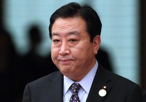 Премьер-министр Японии распускает парламент